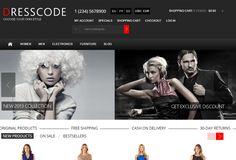 Dresscode osCommerce Template