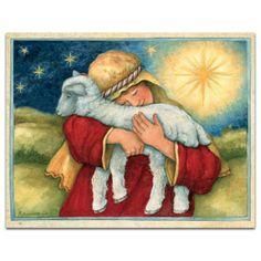 God's Tender Love artwork by Susan Winget - card by Lang