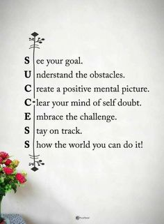 FREE printable goals pages -Success has different meanings for everyone. We found an infographic that got us thinking - quotes, photos, and ideas on success - Create Home Storage quotes quotes about love quotes for teens quotes god quotes motivation The Words, Motivation Positive, Success Motivation Quotes, Motivational Quotes For Success Career, Positive Mind Quotes, Fitness Motivation, Quote On Success, Positive Attitude, Business Success Quotes