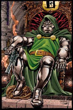 Marvel's Dr. Doom