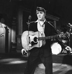 July 1, 1956: Elvis appeared on the Steve Allen show.