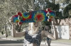 Skateboard, Outdoor Decor, Girls, Home Decor, Toddler Girls, Skateboarding, Decoration Home, Daughters, Room Decor