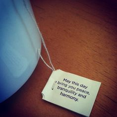 #Yogi tea quote of the day. Have a beautiful Tuesday :)  #TeaAddict #quotes #instaquotes #positivity