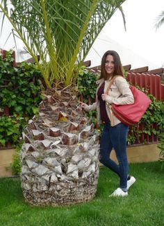Look Shopper Cartagena color rojo - AVG Bolsos y Complementos