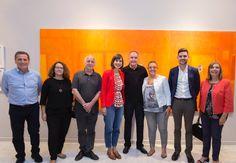 Inauguració de l'exposició de pintu a de Toni Durà.  https://josemanuelprieto.es