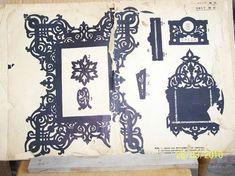 Альбом рисунков для выпиливания, .. Scroll Saw, Beaded Flowers, Frame, Design, Printable, Home Decor, Patterns, Style, Ideas