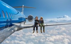 Father Shows Amazing Photoshop Skills by Creating Surreal Photos of His Son