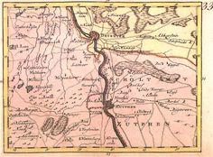 Gelderland in 1773 - kaart 33