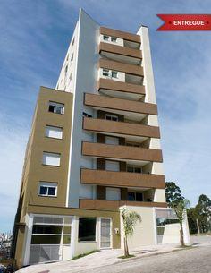 Meteora - Rua Theodoro Biazus, 166 - Bairro Sanvitto   ENTREGUE Projetado pelo Arquiteto Maurício Grezzana