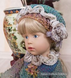 Желтая роза. Кукла Gotz / Куклы Gotz - коллекционные и игровые Готц / Бэйбики. Куклы фото. Одежда для кукол
