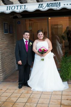 Las mejores fotografías de Sergio y Merche en su pasada boda con nosotros :) Que seáis muy felices