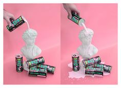 Still life inspired on Macintosh Plus · Floral Shoppe on Behance