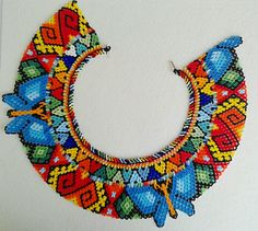 Diy Jewelry, Beaded Jewelry, Beaded Necklace Patterns, Star Ornament, Beads And Wire, Turquoise Necklace, Collars, Jewerly, Accessories