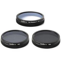 Description:   ---   Pour la lentille filtre ND4 ND8 Pour permettre que des…