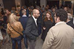 #BertoPresenta il 30 settembre 2015 nella Tappezzeria Sartoriale Berto, Marco Bettiol ha presentato il libro Raccontare il Made in Italy, edito da Marsilio.