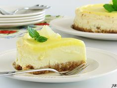 Carolines blog: Limoncello cheesecake