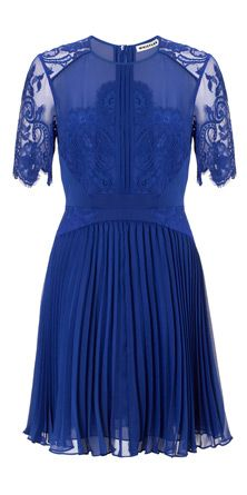 Wren Lace Detail Dress from Whistles