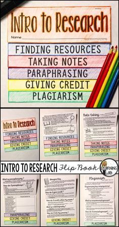 Pin On Plagiarism If You Paraphrase From A Source Without Providing Citation