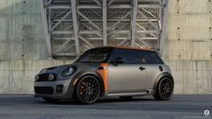 Mini JCW Matte Finish by dangeruss