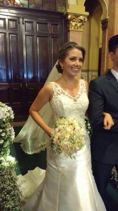 Nossa linda noiva Mari ❤️✨❤️
