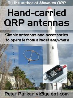 cover of Hand carried QRP antennas