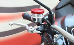 Serbatoio liquido freno anteriore Evotech Front brake fluid tank