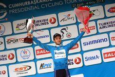 Tour of Turkey winner Adam Yates