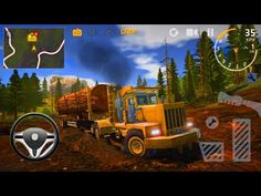 Offroad Truck Mud Truck Transport - Ultimate Truck Simulator - Android Gameplay - YouTube