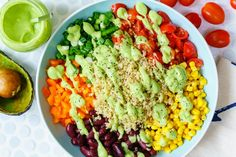 15 Minutes Southwest Quinoa Salad for Breezy Clean Eating! | Clean Food Crush