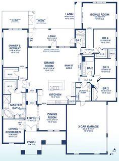 Ryland Homes Taylor Floor Plan House Design Plans