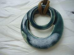Colar cerâmica by Lucia Luz