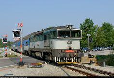 RailPictures.Net Photo: CD 754 039 6 Ceske Drahy CD 754 at Cerna v Posumavi, Czech Republic by Jaroslav Dvorak