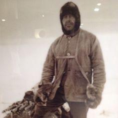 Using polar exploration to describe the #pensions flightplan #Amundsen #Scott