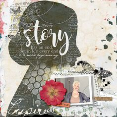 Creating with Blend Modes in Digital Scrapbooking