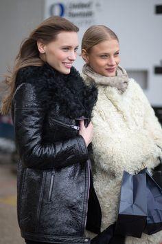 The Best New York Fashion Week Street Style: Fall 2015