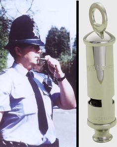 The Metropolitan Police Whistle