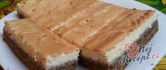 Ořechově - tvarohový koláček našich babiček