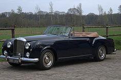 Bentley Oltimer