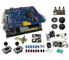 DIY Arcade - We provide arcade parts for MAME and JAMMA projects. Supplier of Arcade Joysticks, arcade buttons, coin mechs, jamma games, harnesses and accessories.