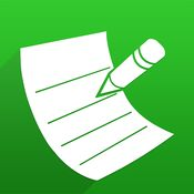 WritePad is a note taking app that learns your handwriting style and then converts it to text. Available for the iPad. -Courage Kenny Rehabilitation Institute