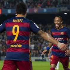 Luis Suarez has completed his first year at FC Barcelona http://www.soccerbox.com/blog/luis-suarez-first-year/