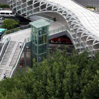 Arch2O Chunhua Footbridge (2)