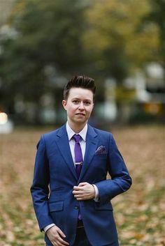 Gender-Nonconforming Professionals Look for Jobs That Fit - NBC News