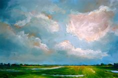 Light and shadow on Beveland  80x60 cm acryl cotton framed available  www.wimvandewege.nl