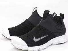 NIKE HTM2 RUN BOOT LOW TZ NSW by HEAD PORTER PLUS HF BLACK