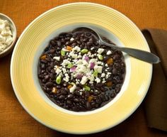 Essential Superfoods For Every Mans Diet - Black Beans