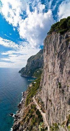 Capri, Naples, Italie