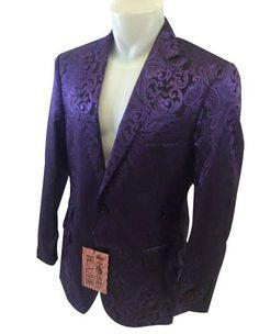 5e9ef3b33a4 Product  JSM-4451 Paisley-100 Alberto Nardoni Best Mens Italian Suits  Brands Mens Purple Blazer (Wholesale price  95 (20PC UPMinimum))