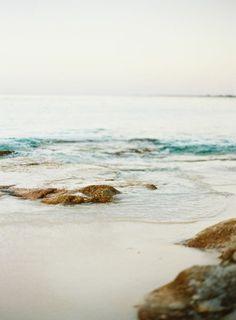 a sea of calm