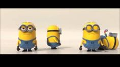 minion banana - YouTube